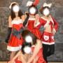 ■2015年12月度、和歌山・露天風呂付き貸コテージ合宿、関西地区クリスマス&忘年会レポート
